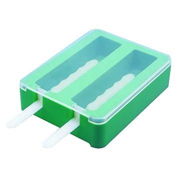 TrifyCore Moldes de Paletas de Silicona Moldes de Paleta de Helado Fabricante de Paletas de Hielo