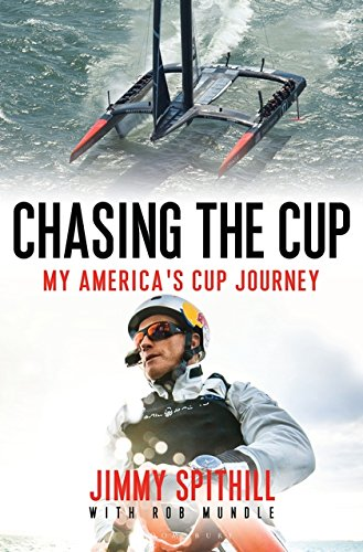 Chasing the Cup: My America's Cup Journey (Outline Feathers)