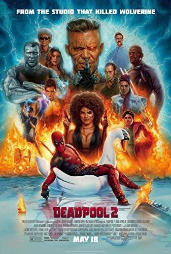 Amazon.com: DEADPOOL 2 (2018) Original Authentic Movie Poster 27x40 -  Double - Sided - Ryan Reynolds - Josh Brolin - Morena Baccarin: Everything  Else