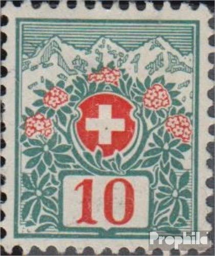 Switzerland P32 1910 Postage Stamps (Stamps for Collectors)