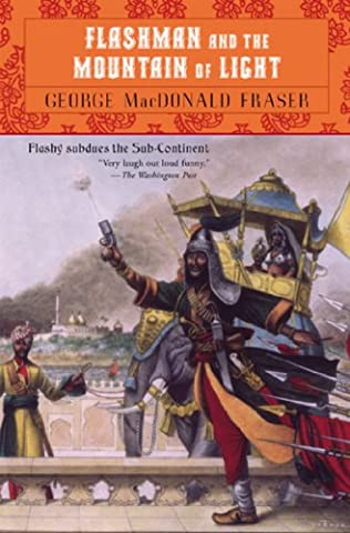 book cover of Flashman and the Mountain of Light