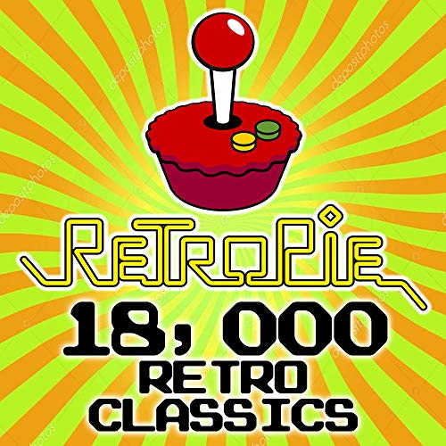 Retropie 128 GB 4.4 SD Card 18,000+ Games Ultimate Collection with Video Previews Raspberry Pi 3 & 3 B+ (Best Dreamcast Light Gun)