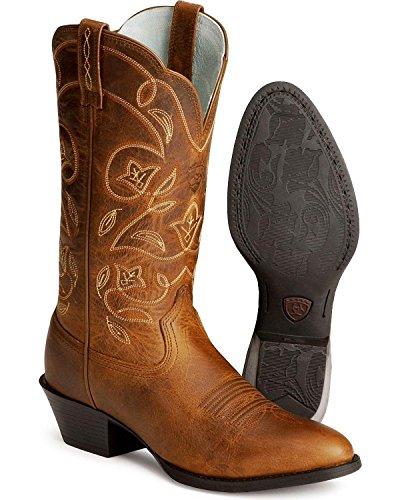 Ariat Women's Heritage Western R Toe Fashion Boot