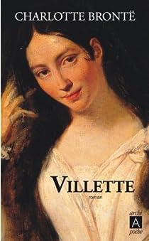 Villette par Brontë