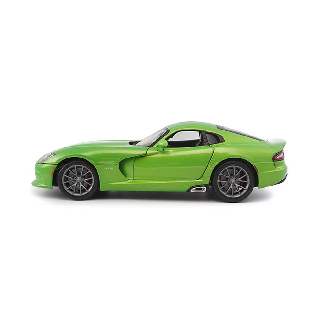tienda en linea LICCC Modelo de Coche Coche Coche Coche 1  18 V aleación de simulación de Serpiente de fundición a presión de Juguete, joyería, colección de Autos Deportivos, joyería 25x10.8x7.5 CM  aquí tiene la última