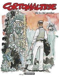 """Afficher """"Corto Maltese (Nouvelle édition) n° 12 Mû, la cité perdue"""""""