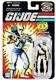 G.I. Joe 25th Anniversary Cartoon Series Cardback: Storm Shadow Classic (Cobra Ninja) 3.75 Action Figure