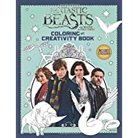 Fantastic Beasts and Where to Find Them: Coloring and Creativity Book;Fantastic Beasts and Where to Find Them