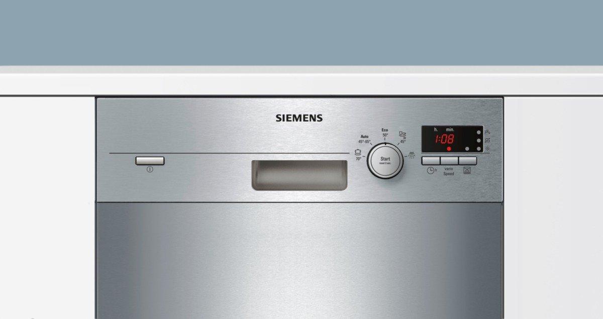 Siemens Kühlschrank 45 Cm Breit : Siemens sr e eu iq unterbaugeschirrspüler a kwh