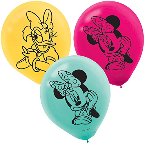 Amscan Minnie Mouse Happy Helpers 12