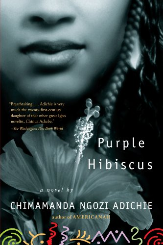 Purple Hibiscus: A Novel cover