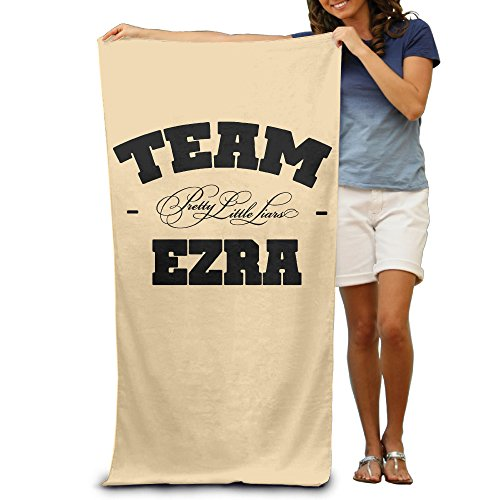(LCYC Pretty Little Liars Team Ezra Adult Vibrant Beach Or Pool Bath Towel)