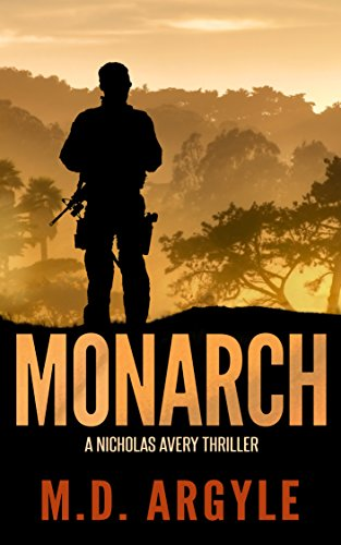 Book: Monarch by Michelle Davidson Argyle