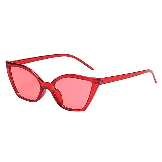Amazon.com: BSGSH Clout Gafas de sol clásicas de ojo de gato ...