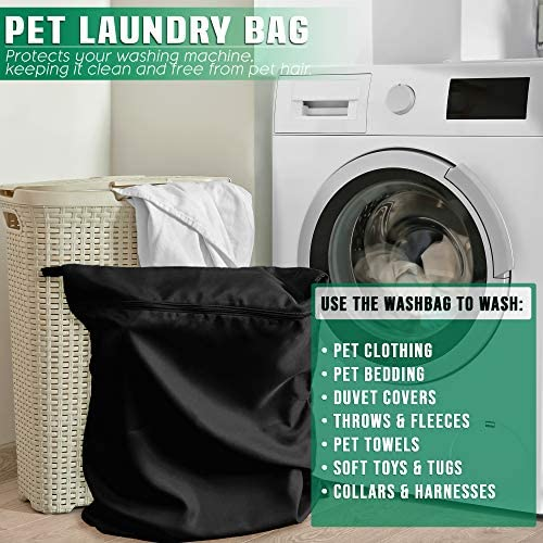 Pack de 2 Bolsa de Lavandería Mascotas – mantenga su lavadora ...