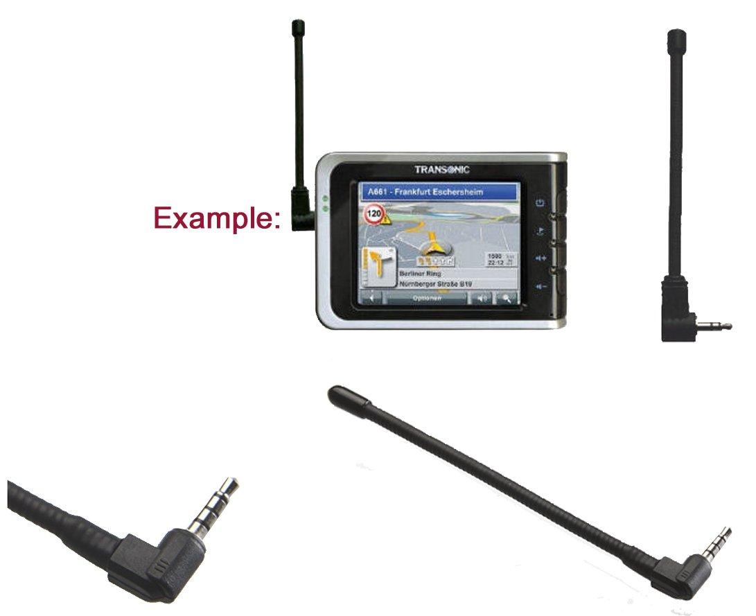 TMC Antenne Medion: Mini TMC Antenne fü r Aldi Medion Gerä te der Serien PNA, GoPal P E X MD - Die Antenne unterstü tzt den TMC und TMC-Pro Empfang fü r Staumeldungen Radiomeldung Spartechnik