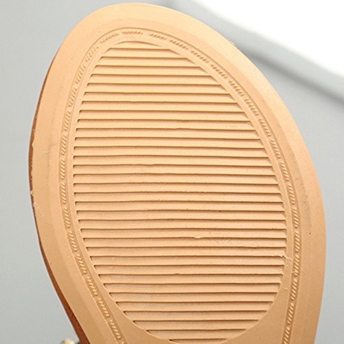 Thong d' Mesdames Sandales Toe Pantoufles Femmes Open ZHANGRONG xCOq4wIS6