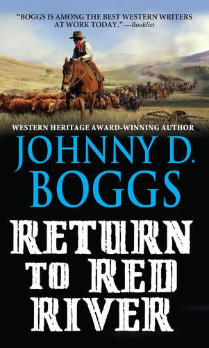 book cover of Return to Red River