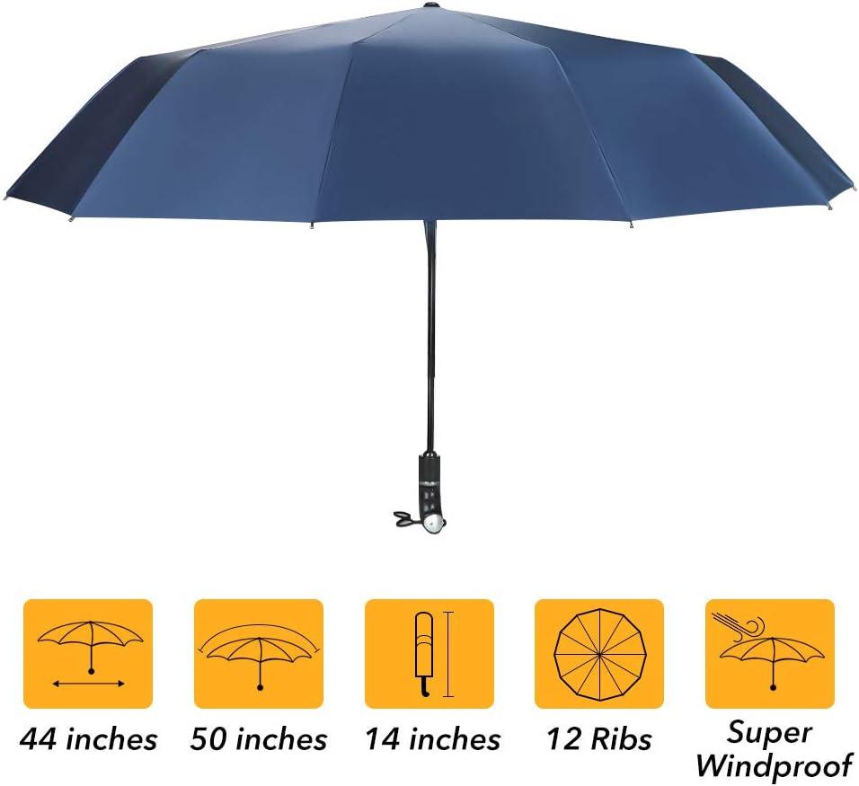 Free Amazon Promo Code 2020 for 50 Inches Umbrella Windproof