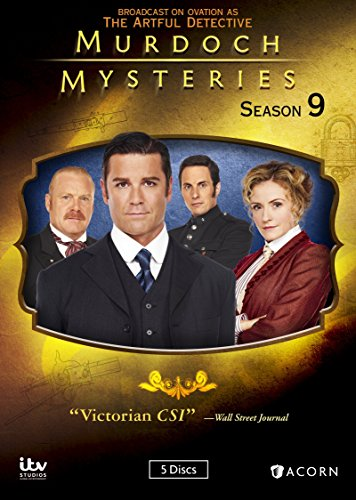 murdoch mysteries christmas special 2015 downton