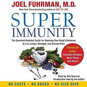 Super Immunity Hörbuch