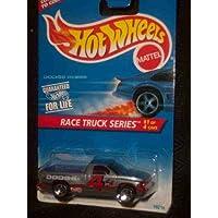 Race Truck Series # 1 Dodge Ram 1500 Gray 5-Spoke China # 380 de Hot Wheels
