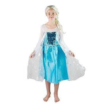 Bodysocks® Disfraz de Elsa para Niña: Amazon.es: Juguetes y juegos