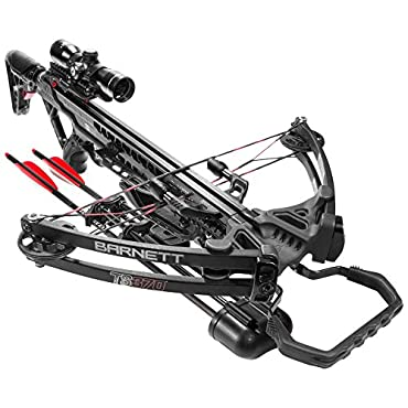 Barnett TS370 Crossbow Package, Black, One Size