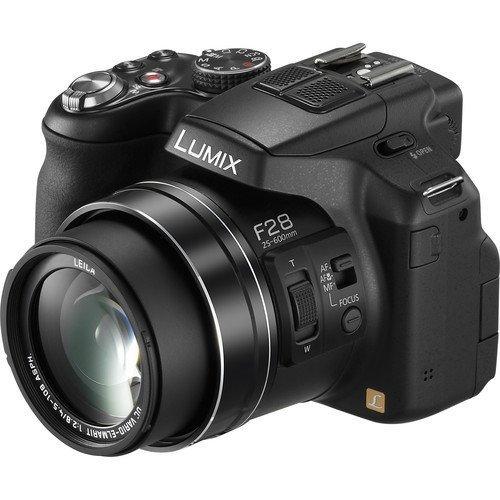 Panasonic Lumix FZ200 Digital Camera + 8GB SDHC Memory Card