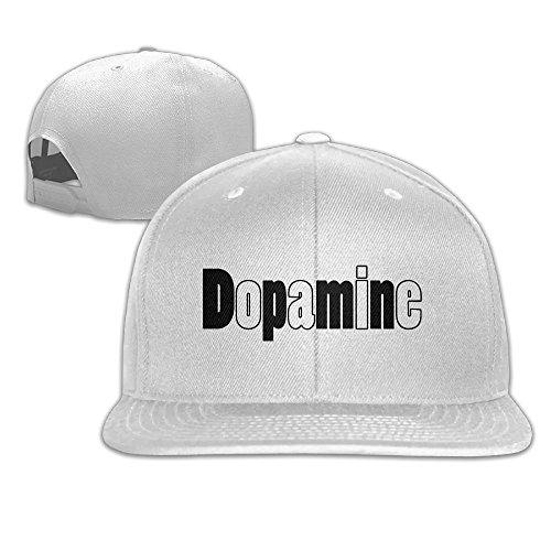 Aiguan Dopamine Flat Visor Baseball Cap - Designed Snapback Hat - 8 Colors (Usc Beer Bucket)