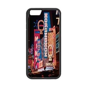 {Welcome to Las Vegas Series} IPhone 6 Case Vintage Vegas, Case Kweet - Black