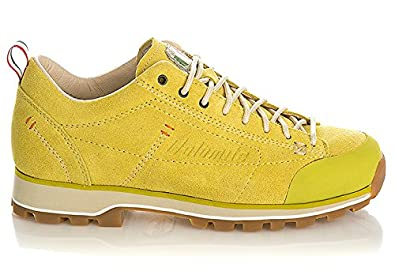 5 Cinquantaquattro Uk Lace 5 W Women's Low Yellow Shoe Up Dolomite CdtshQr