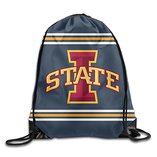 Acosoy Iowa State Cyclones University I Red LOGO Drawstring - Thanksgiving Oakley