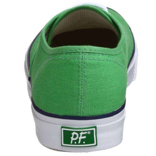 Pf Flyers Mens Windjammer Sneaker Verde