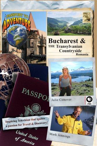 Passport Adventure Bucharest Transylvanian Countryside product image