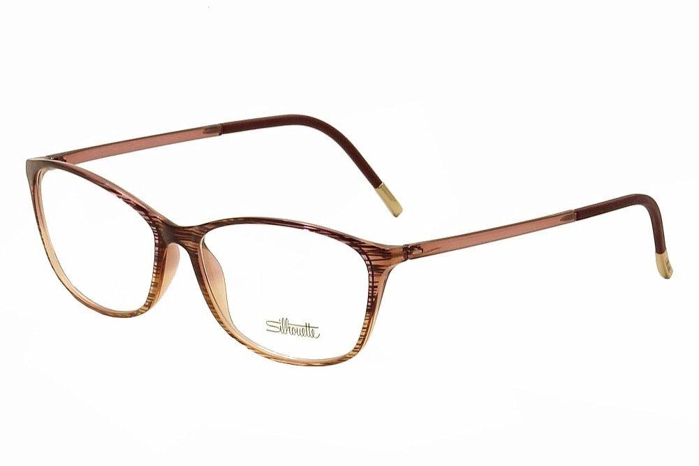 Eyeglasses Silhouette SPX Illusion Full Rim 1563 6053 55//15//135 3 piece frame chassis