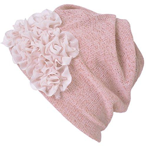 Floral Ladies Hat Charm - 8