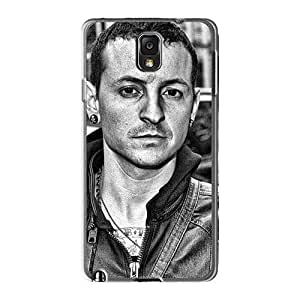 CharlesPoirier Samsung Galaxy Note3 Shockproof Hard Cell-phone Case Allow Personal Design Stylish Linkin Park Pictures [ajy18375Ufkl]