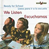 We Listen/Escuchamos, Sharon Gordon, 0761424393