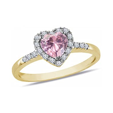 730c977e131189 Lilu Jewels Enfant Homme Mixte Femme Argent sterling 925 Argent sterling  Cœur multicolore Plusieurs pierres
