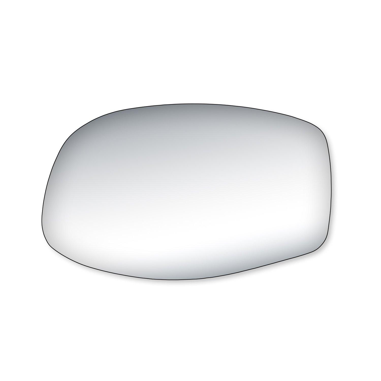 NEW Mirror Glass ADHESIVE 00-06 MAZDA MPV VAN Passenger Right Side RH