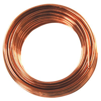 Ook 50161 25' 18 Gauge Copper Annealed Hobby Wire ()