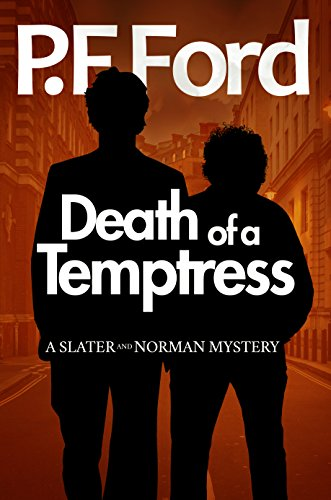Death Temptress Slater Norman Mystery ebook product image