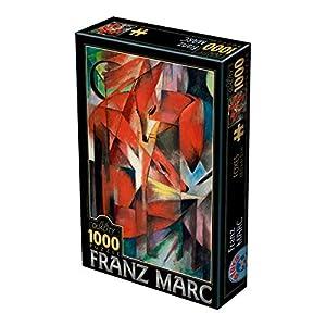 Unbekannt D Toys 1 Puzzle 1000 Franz Marc