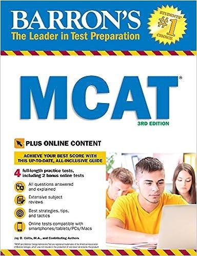 Best MCAT Books – 12222 Guide