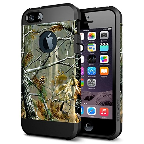 Iphone hülle, Für iPhone 6 Camouflage Muster PC + TPU Bunte Rüstung Hard Case rutschsicher Telefon-Kasten ( SKU : S-IP6G-6683K )