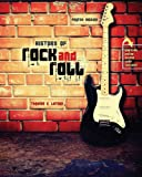 History of Rock and Roll with Rhapsody 4th Edition