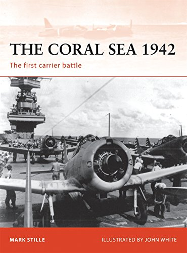 The Coral Sea 1942: The first carrier battle (Campaign) (Sea Of Coral The)