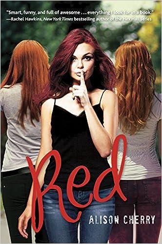 Amazon Red 9780385742948 Alison Cherry Books
