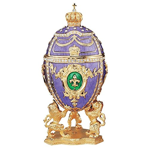 Design Toscano The Regal Purple Collection Romanov for sale  Delivered anywhere in USA